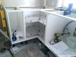Kitchen Corner Cabinet Storage Corner Cabinet Solutions Ikea Kitchen Corner Base Cabinet