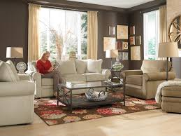 Beautiful Brown Color Nuance Living Room Impressive Nuance Living Room With Cream Colors And