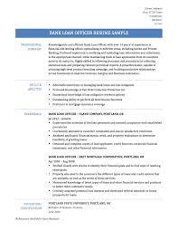 Banking Resume Sample Entry Level Resume Bank Resume