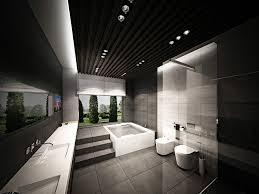 bathroom ceiling design ideas dramatic bathroom interior design ideas