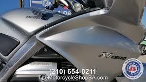 Reduced 2007 Honda St 1300 U003dsold U003d The Motorcycle Shop