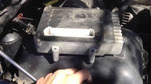 1994 dodge ram 1500 transmission dodge ram 5 7 tcm removal