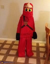 Lego Ninjago Costumes Halloween Lego Ninjago Diy Costumes