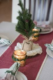 simple and adorable christmas decor for your table this christmas