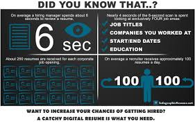 Good Resume Designs How To Make Great Resume Design Infographic Resume