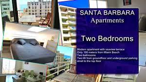 santa barbara 2 bedroom rental apartment french nice riviera youtube