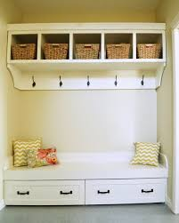 ana white under bench trundle drawers mudroom diy projects