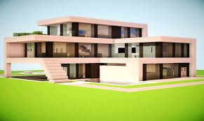 build a small home simple modern house minecraft how to build a small modern house in