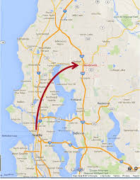 Map Queen Anne Seattle by Wine Beer And Distilled Liquor Tasting In Woodinville Free Or
