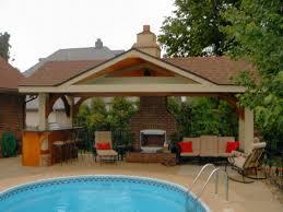 backyard cabana plans cool backyard cabana design landscaping