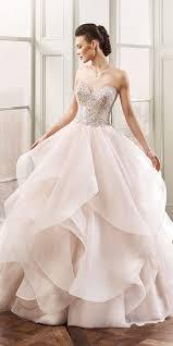 wedding dresses gown best 25 blush wedding gowns ideas on beautiful
