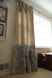 Drapery Outlets Creative Outlets Of A Thrifty Minded Momma Stenciled Drop Cloth