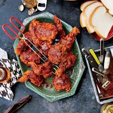 nashville style chicken recipe epicurious com