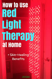 collagen red light therapy how to use red light therapy at home anti aging skin healing