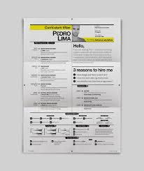 Resume Cv Example by 22 Best Curriculum Vitae Design Images On Pinterest Resume