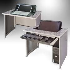 Low Profile Computer Desk Low Profile Computer Desk 64 Home Kitchen Cabinets Ideas With