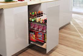 kitchen basket ideas pull out kitchen basket storage self soft 300 400 500 600mm