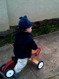 Radio Flyer Tricycle Bell Our Favorite Active Toys Our Natural Journey