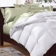 Down Vs Down Alternative Comforter Famous Maker 230 Thread Count Light Weight Down Alternative