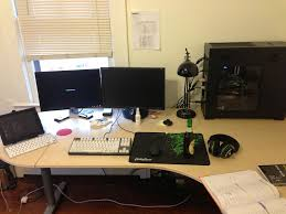 looking for desk recommendations
