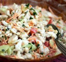 cuisine salade recette salade de poisson à la tahitienne 750g