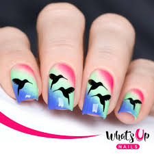 whats up nails colibri stencils whats up nails