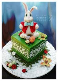 Cake Decorations For Easter Cakes by