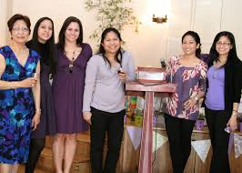 where to have an affordable inexpensive cheap bridal shower venue