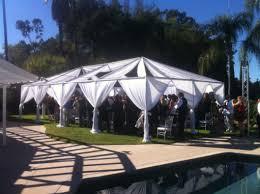 tent draping party rental san diego la jolla chula vista 818 636 4104