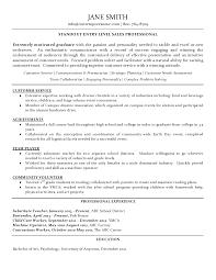 professional resume for graduate sle resume sle professional 28 images inside sales resume sales