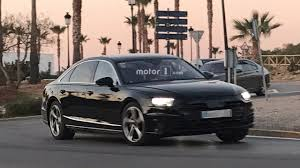 2018 audi a8 new spy photos motor1 com photos