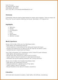 cosmetology resume templates cosmetology resume templates cosmetologist 7 beautician exle