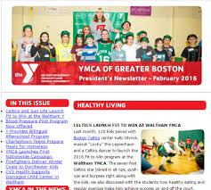 february 2016 president u0027s newsletter ymca of greater boston