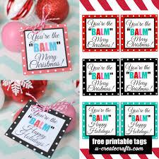you u0027re the balm christmas printables u create