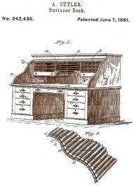 roll top desk tambour desks
