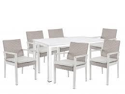 tavolo da giardino prezzi da giardino bizzotto con 6 sedie floyd a prezzi outlet