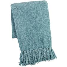 chenille throws for sofas turquoise chenille throw pier 1 imports