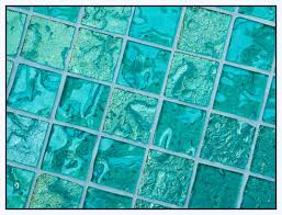 Blue Tile Bathroom by Sea Glass Tile Back Splash I Want This In My Master Bathroom