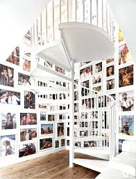 ideas for displaying photos on wall ideas for displaying family photos on wall a floor to ceiling