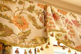 Dining Room Valances by The Dining Room Tour Felt So Cute