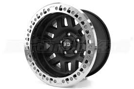 jeep wrangler jacked up matte black jeep beadlock wheels from atx wheels hutchinson kmc wheels