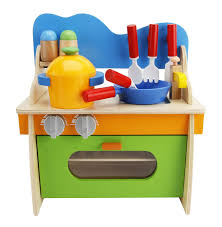 Pretend Kitchen Furniture Amazon Com Lewo Children Wooden Play Kitchen Set Pretend Role