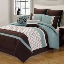 Blue And Brown Bed Sets Buy Brown And Blue Comforter Sets From Bed Bath Beyond