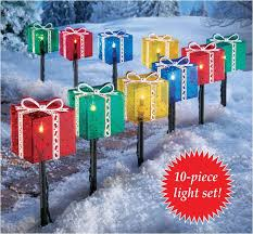 lighted gift boxes christmas decorations outdoor decor gift boxes new 27 best outdoor christmas decorations