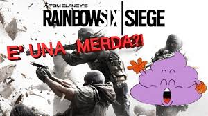 rainbow six siege seriamente questa roba è rainbow youtube
