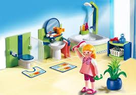 bureau playmobil salle de bain playmobil 5318 salle de bains 1900 playmobil play
