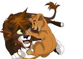 lion king characters kh pridelands deviantart