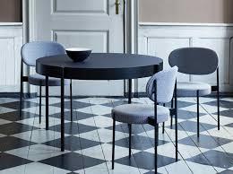 series 430 dining table by verpan design verner panton