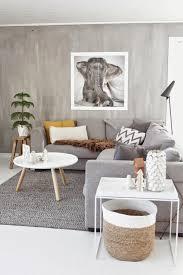 salon canap gris beaucoup d idées pour comment décorer salon salons living
