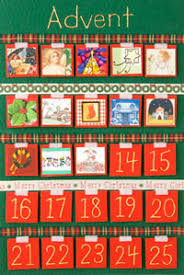 Old Christmas Cards Crafts - advent christmas cards chrismast cards ideas